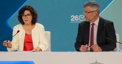Participación (14:00h) en Madrid: se dispara en las europeas (+10,52 puntos) y similar al 2016 en las demás