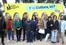 Más Madrid impulsará una renta básica cultural y el primer gran espacio público dedicado a ensayos y creación