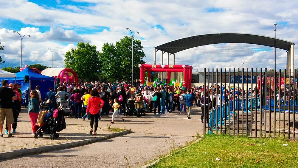 Vicálvaro celebra este domingo el Día de la Infancia con ciencia, deporte, títeres, magia y atracciones