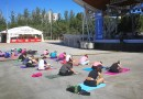 Aluche celebra este viernes el Día Internacional del Yoga con una jornada para todos los públicos
