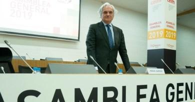Miguel Garrido, nuevo presidente de los empresarios madrileños