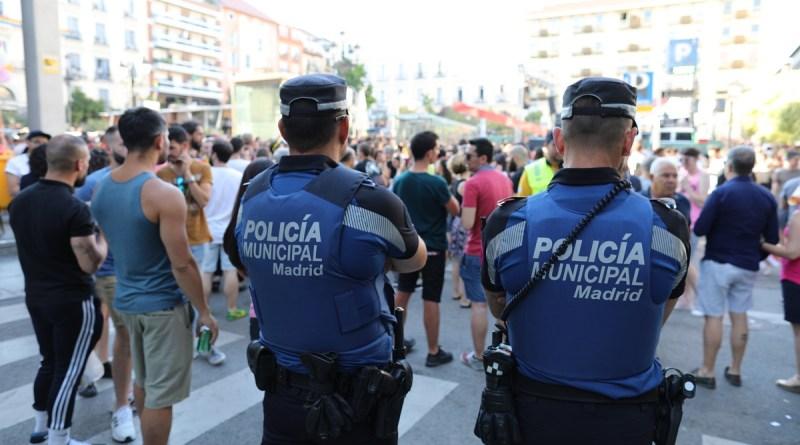 El PSOE califica de «barbaridad y guiño a Vox» la supresión de las identificaciones sin sesgo étnico de la Policía Municipal de Madrid