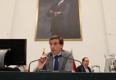 Martínez Almeida muestra su «repulsa y condena» al asesinato machista de Tetuán