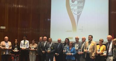 Madrid, premiada en la Jornada 'Compartiendo prácticas seguras en el Sistema Nacional de Salud'