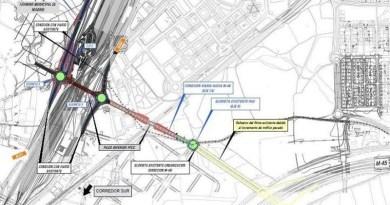 Formalizado el contrato para el proyecto de acceso a la terminal de mercancías de Vicálvaro desde la M-45