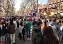 Los comerciantes de El Rastro advierten de «caos» para este domingo en la vuelta al 100% de ocupación
