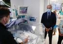 El Hospital 12 de Octubre desarrolla un pionero modelo integral de cuidados del bebé prematuro y su familia