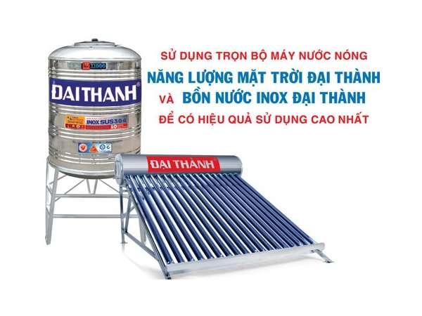 bồn nước inox 1500 lít đứng giá từ 4450k