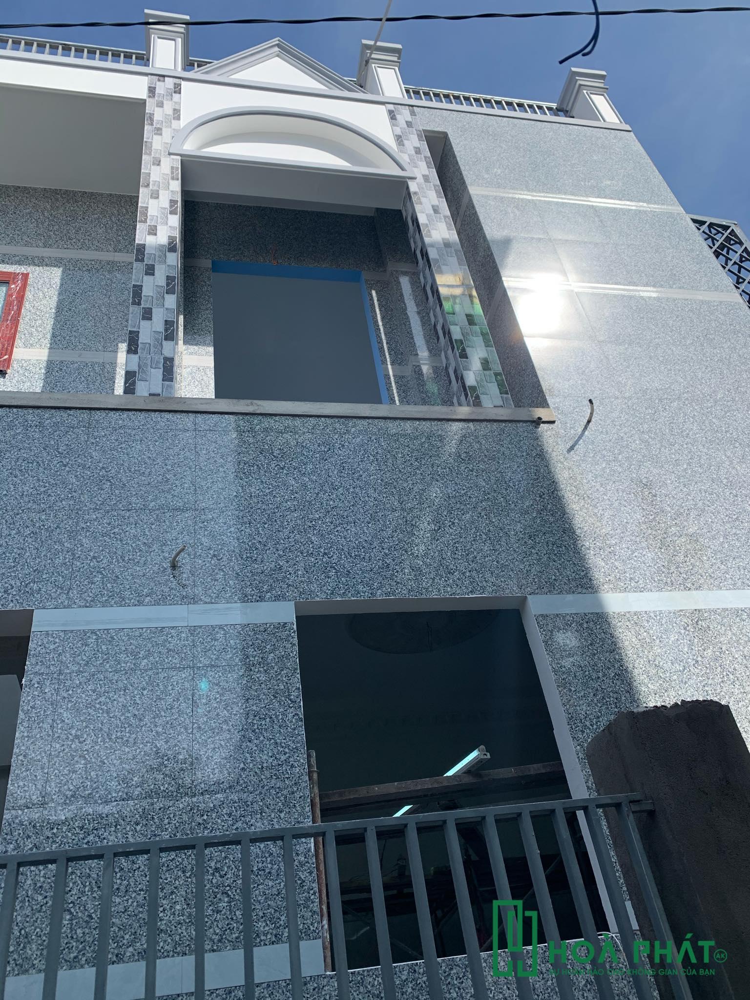 Công Trình Nhà Ở Huỳnh Tấn Phát - Nhà Bè