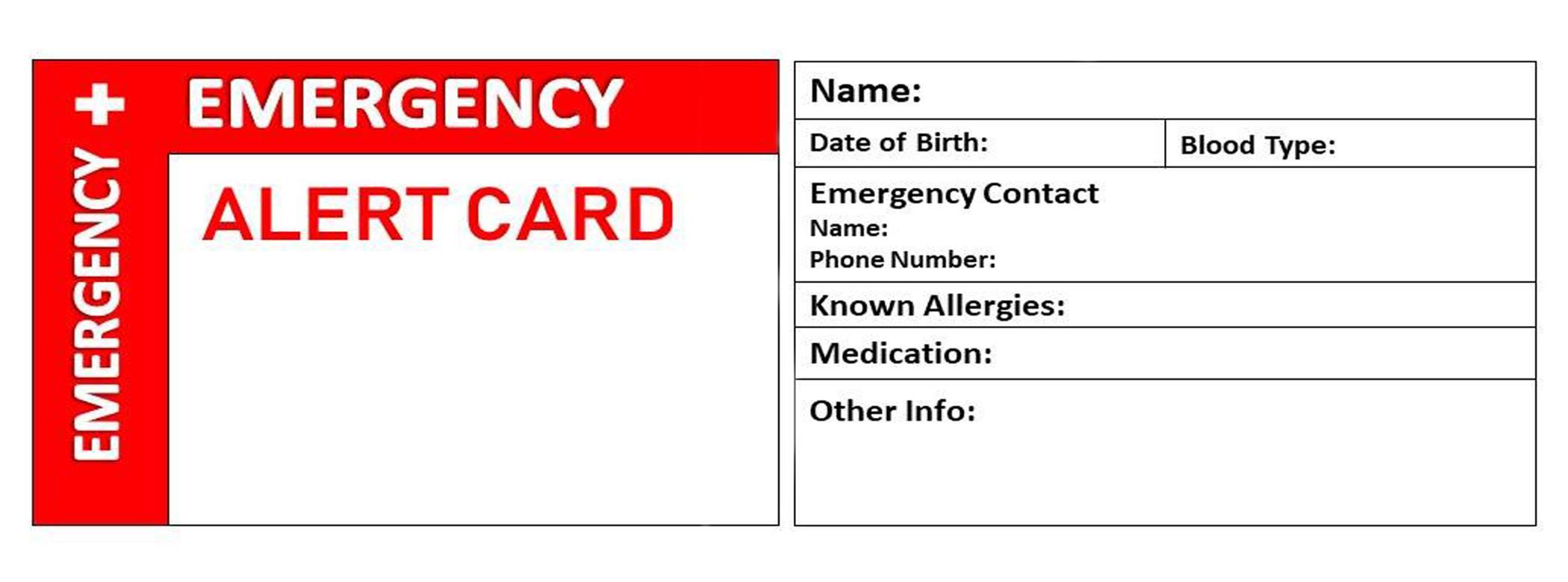Emergency Cards For Gaci Arhr2