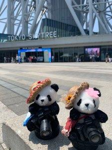 東京スカイツリーに行ってきました。