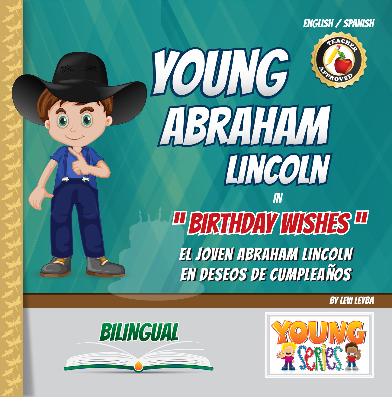 Young Abraham Lincoln In Birthday Wishes Guardian Angel