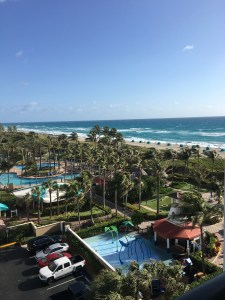 Overview of Marriott Ocean Pointe Property review