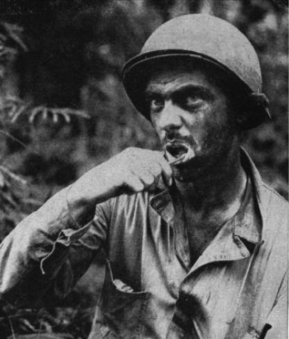 Resultado de imagen para world war 2 brush teeths