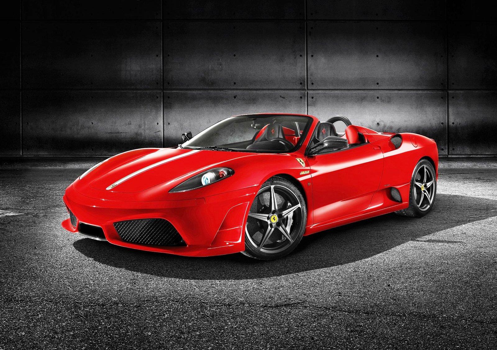 Ferrari Scuderia Spider 16m  Car Pictures, Images