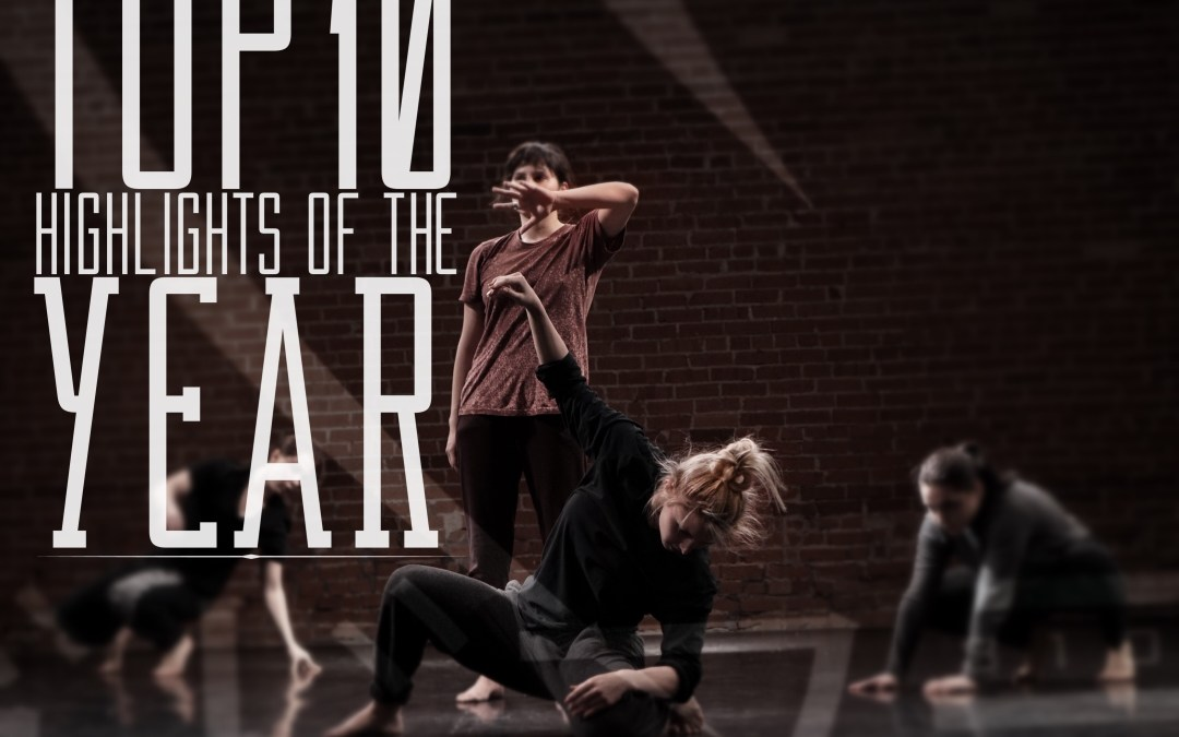 Top 10 Dance Highlights of the Year