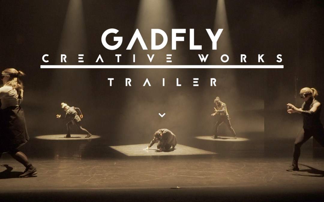 NEW GADFLY Company Touring Production Trailer