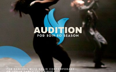 Gadfly Company Dance Audition 2019