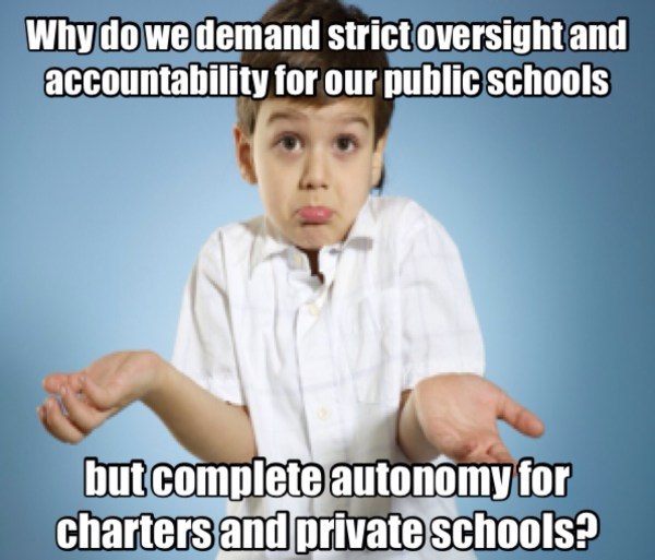 Fight Corporate Education Reform And Meme