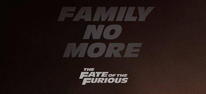 No te puedes perder el impactante primer trailer de Rápidos y Furiosos 8