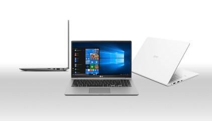 """Resultado de imagen para LG Gram 17 (modelo 17Z990), la laptop de 17"""" más liviana del mercado. Pesa solo 1.340 gramos. (Foto: LG)"""