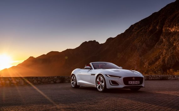 New F-TYPE has landed