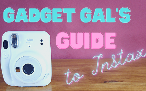 Gadget Gal's Guide to Instax
