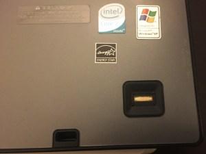6710b指紋センサー