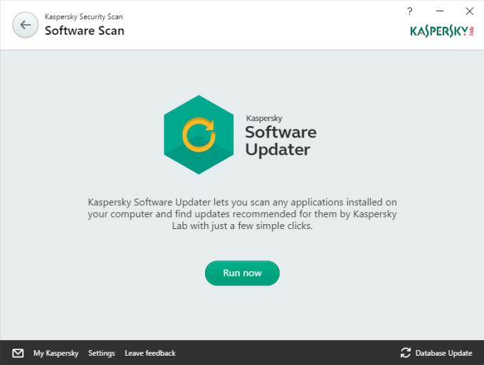 Kaspersky Security Scan2