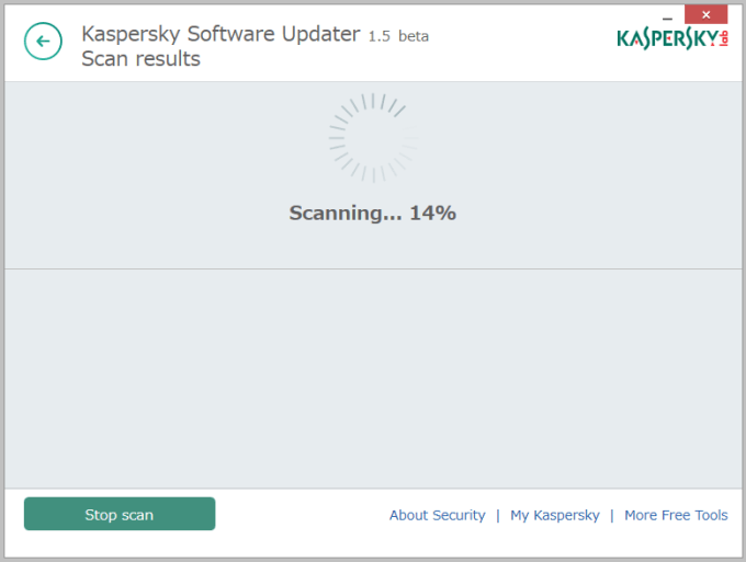 Kaspersky Security Scan3