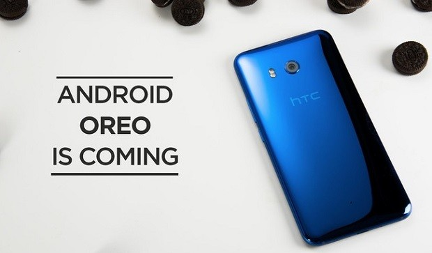 U11 HTC will get Android 8.0 Oreo by the end of this year - Gadgets F