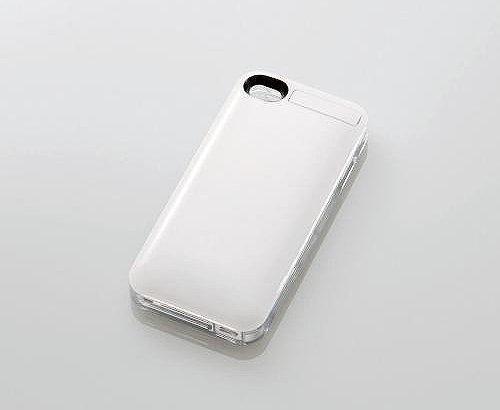 iphone4sバッテリーの持ちが2倍になるおしゃれケース