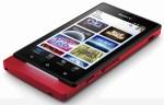 触れずに操作可能なスマートフォン Xperia sola