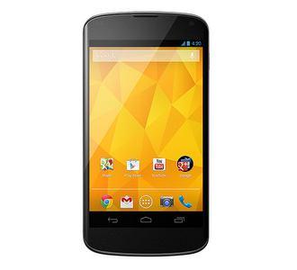 Nexus4とiPhone5を比較してみた。