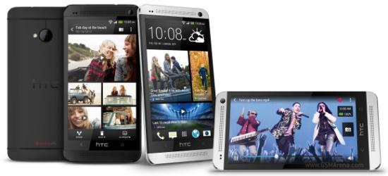 4.7型でフルHDを実現した「HTC One」が正式発表