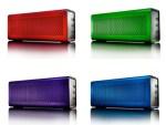 スマホで音楽再生、ハンズフリー通話、充電も可能なBluetoothスピーカー