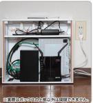 ルーター収納ボックスでルーターやモデムや配線をすっきり