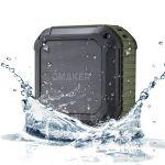 雪山でも川でもビーチでもお風呂でも活躍する防水Bluetoothスピーカー