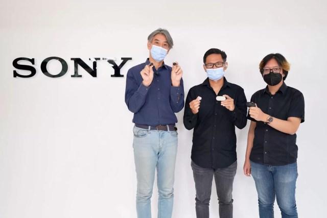 harga dan spesifikasi Sony WF-1000XM4