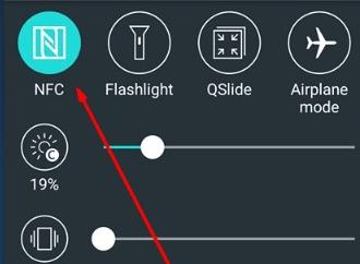 Fungsi NFC di HP Android