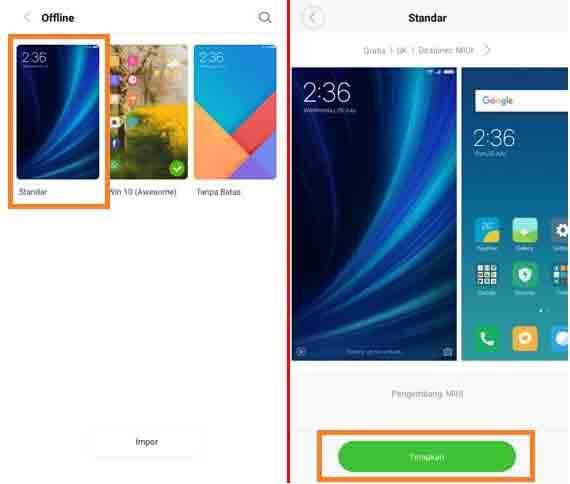 Cara Mengembalikan Font Bawaan Xiaomi Dengan Mudah