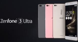 Firmware Asus ZenFone 3 Ultra A001 (ZU680KL)