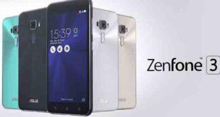 Koleksi Firmware Asus ZenFone 3 Z012D ZE522KL