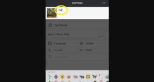 Cara Membuat Emoji Hastag di Instagram Dengan Mudah