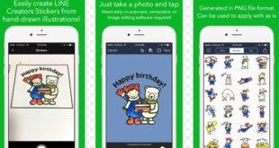 Cara Membuat Sticker Sendiri di Line Dengan Mudah