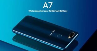 Spesifikasi dan Harga OPPO A7 Terbaru, Resmi Dijual di Indonesia