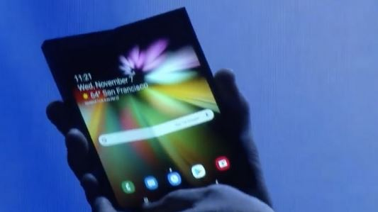 Model Layar Slider Bakalan Menjadi Inovasi Smartphone Samsung Terbaru