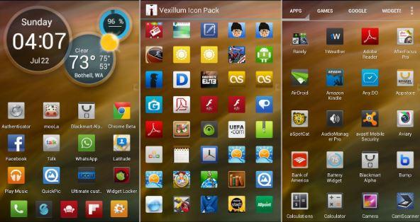 Cara Install Apex Launcher Pro 4.5.0 di OPPO A3S Agar Tampilan Home Lebih Menarik