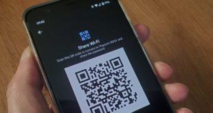 Tips Menggunakan dan Cara Melihat Kode QR WiFi di HP Samsung
