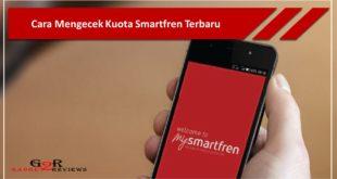 Cara Mengecek Kuota Smartfren Terbaru